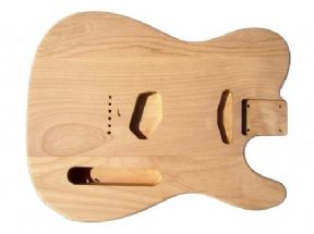 TELE BODY ALDER UNFINISHED